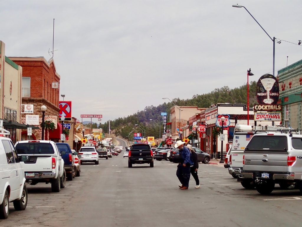 Williams Arizona The Most Prosperous Town Remaining On Old Route 66